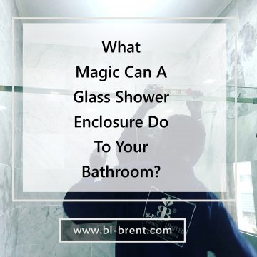 What Magic Can A Glass Shower Enclosure Do To Your Bathroom?
