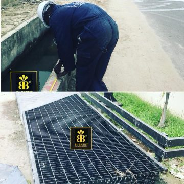 Our Drainage Grids Are Available For Your Filter In Standard Size Panels