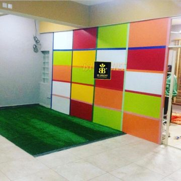 Enhance Your Wall With Our Modular Partition Wall Systems