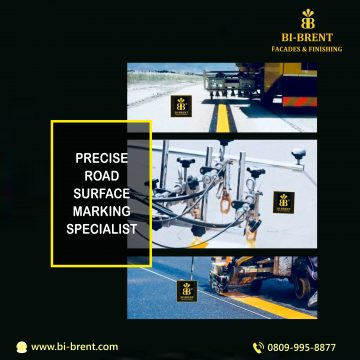 We Are Precise Road Surface Marking Specialist