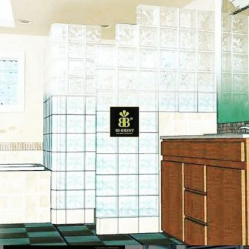 At Bi-Brent Limited, We Produce Customized Glass Blocks In A Variety Of Colours