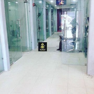 Contact Bi-Brent Limited For Glass Door Perfect Installation
