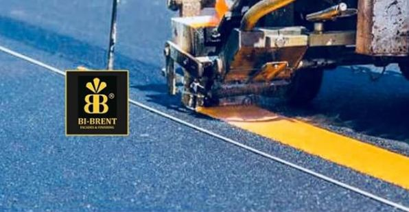 We Offer The Best Road Surface Marking Service